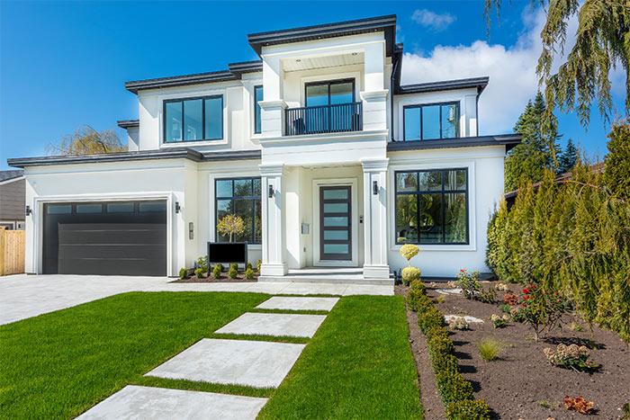 estilo arquitectónico contemporáneo vivienda independiente
