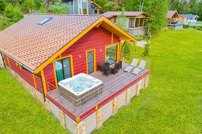 estilo cottages casa independiente estilo arquitectónico
